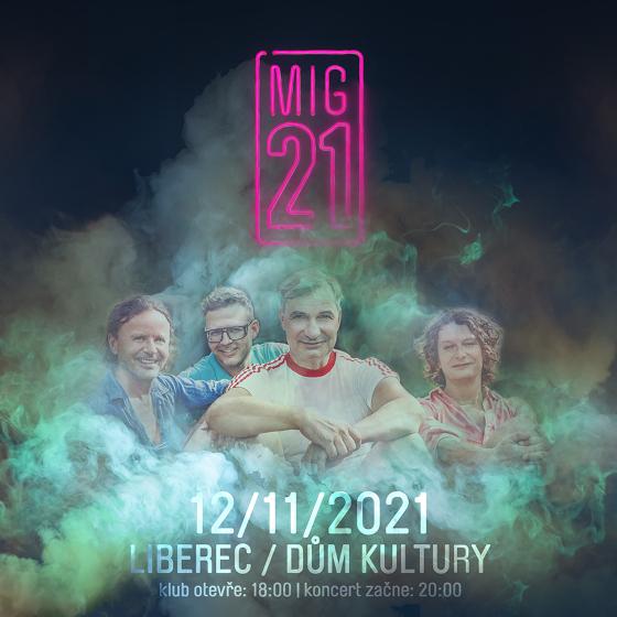 Mig 21<br>Tour: Hyjé