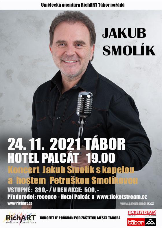 Jakub Smolík - koncert s kapelou