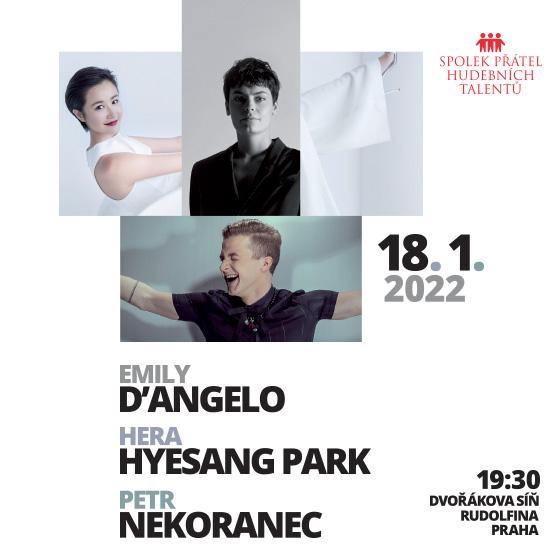 Hera Hyesang Park, Emily D'Angelo, Petr Nekoranec – Opera Gala