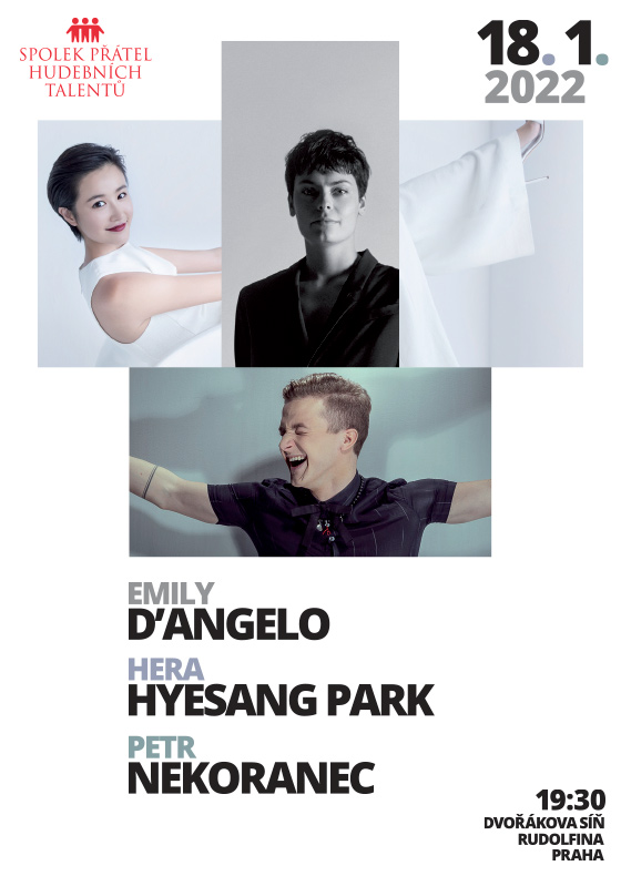Hera Hyesang Park, Emily D'Angelo, Petr Nekoranec – Operní gala