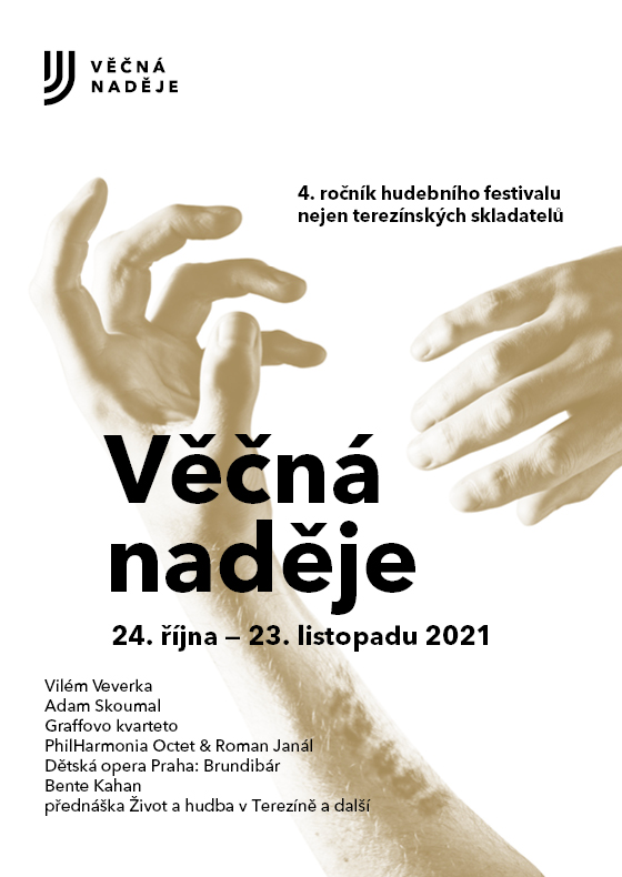 Přednáška: Život a hudba v Terezíně<br>Hudební festival Věčná naděje 2021