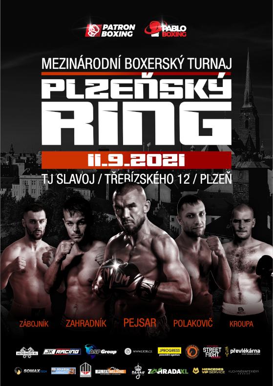 Plzeňský Ring 2 - Záznam přenosu<br>Patron Boxing