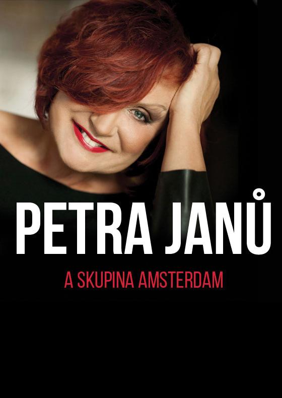 Petra Janů s kapelou AMSTERDAM<br>Vánoční tour 2021