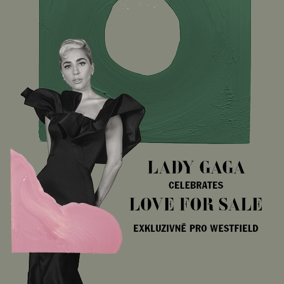 Lady Gaga's exclusive online performance, by Westfield