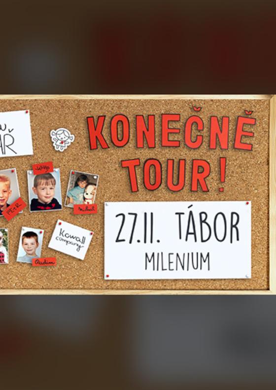 Pekař<br>Konečně tour