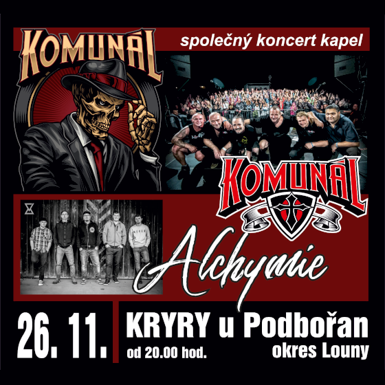 Komunál & Alchymie