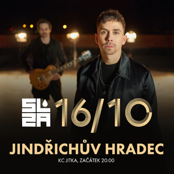 SLZA- koncert Jindřichův Hradec -KC Jitka Jindřichův Hradec