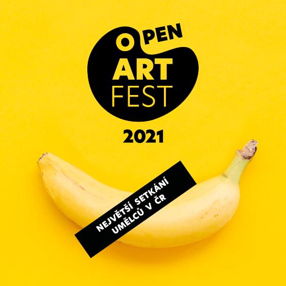 OPEN ART FEST 2021- NEJVĚTŠÍ SETKÁNÍ UMĚLCŮ V ČR- Praha -Průmyslový Palác, Výstaviště Praha Holešovice Praha