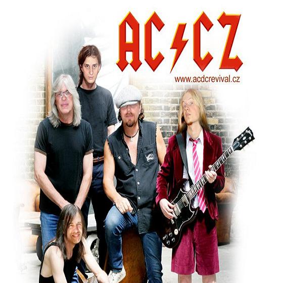 AC/CZ<br>TOP AC/DC tribute show
