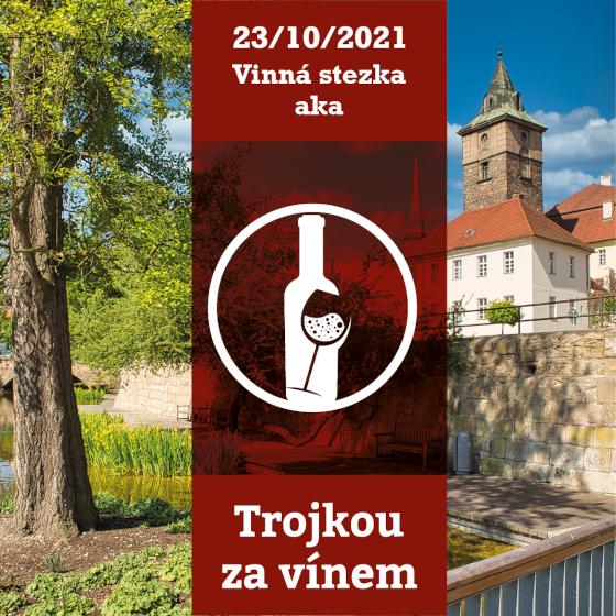 Vinná stezka<br>aka Trojkou za vínem