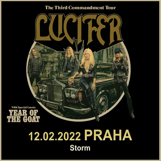 Lucifer<br>The Third Commandment Tour