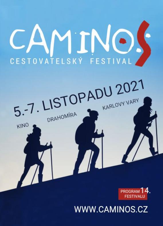 Caminos<BR>14. ročník cestovatelského festivalu