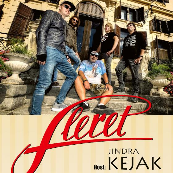 Fleret<br>Host: Jindra Kejak