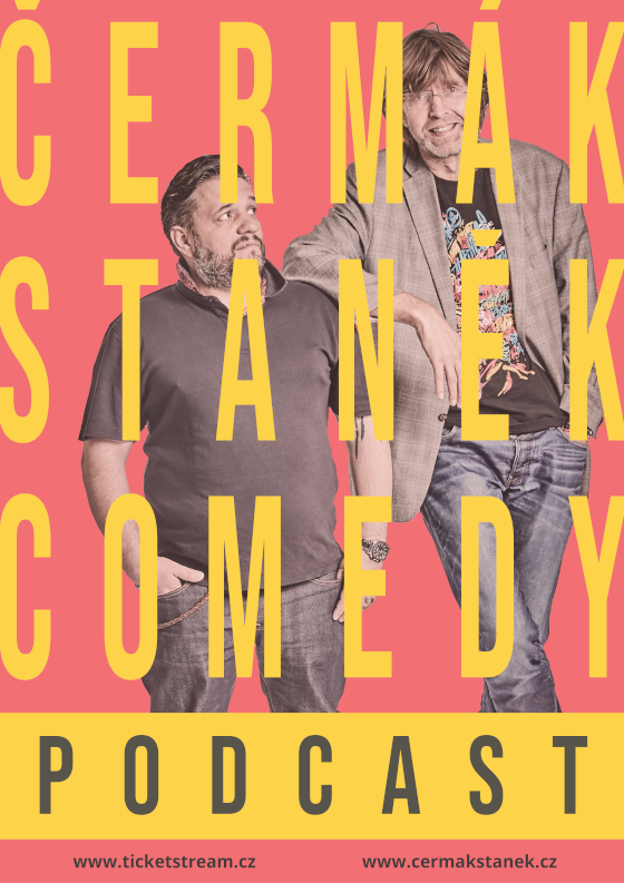 Čermák Staněk Comedy<br>200. Podcast Livestream