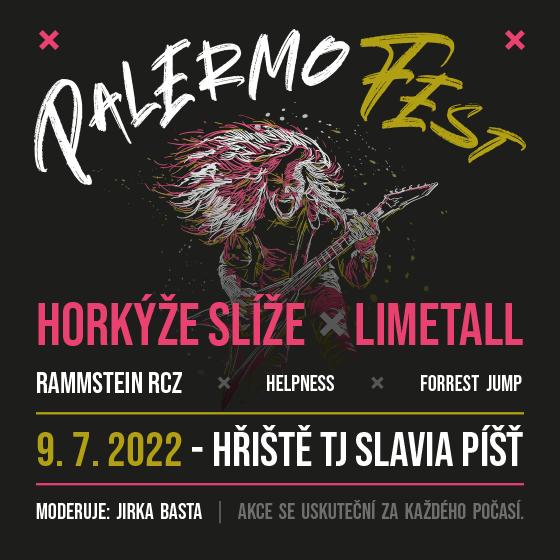 Palermo Fest<br>3. roční Rockového festivalu