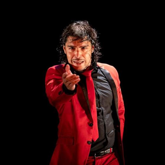 Ivan Vargas: Yo mismo / Já sám (ESP)<br>Den flamenka<br>Día del flamenco 2021