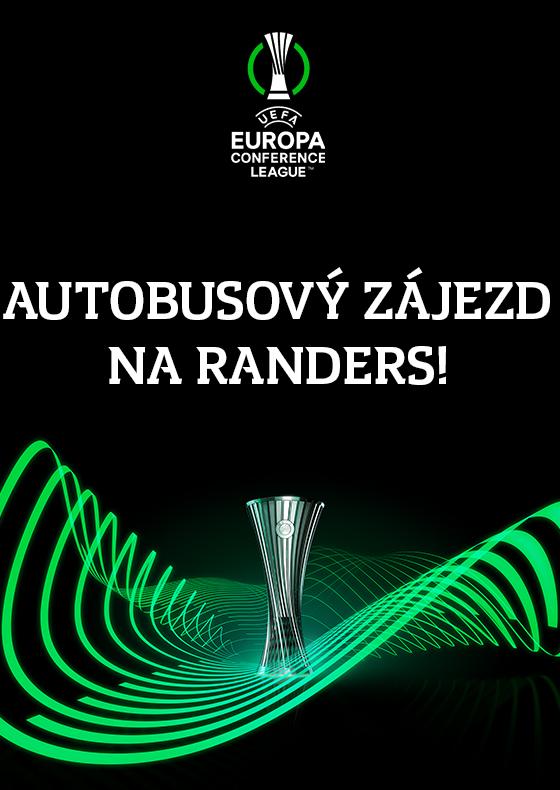 ZÁJEZD na utkání Randers FC vs. FK Jablonec