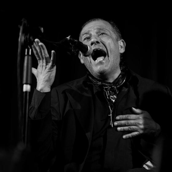 Andrés de Jerez / koncert (ESP)<br>Den flamenka<br>Día del flamenco 2021