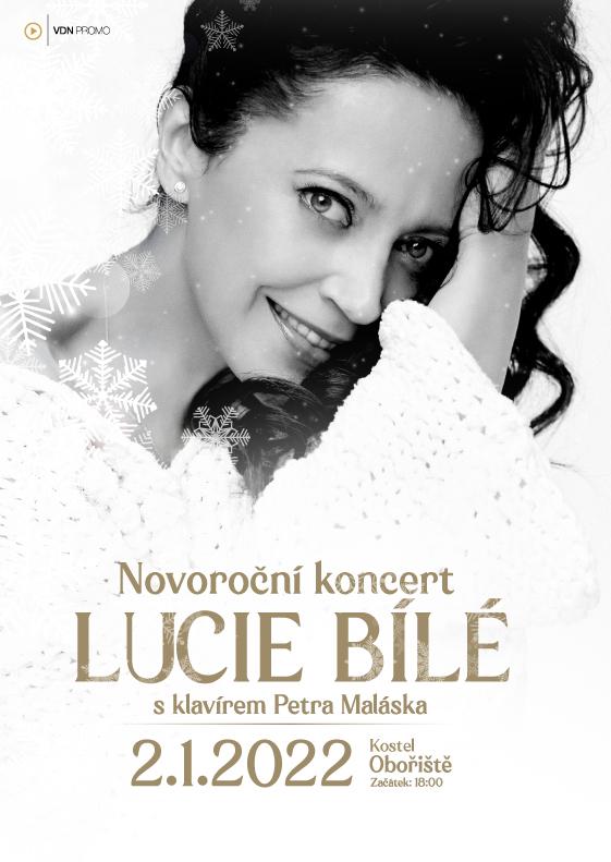 Novoroční koncert Lucie Bílé