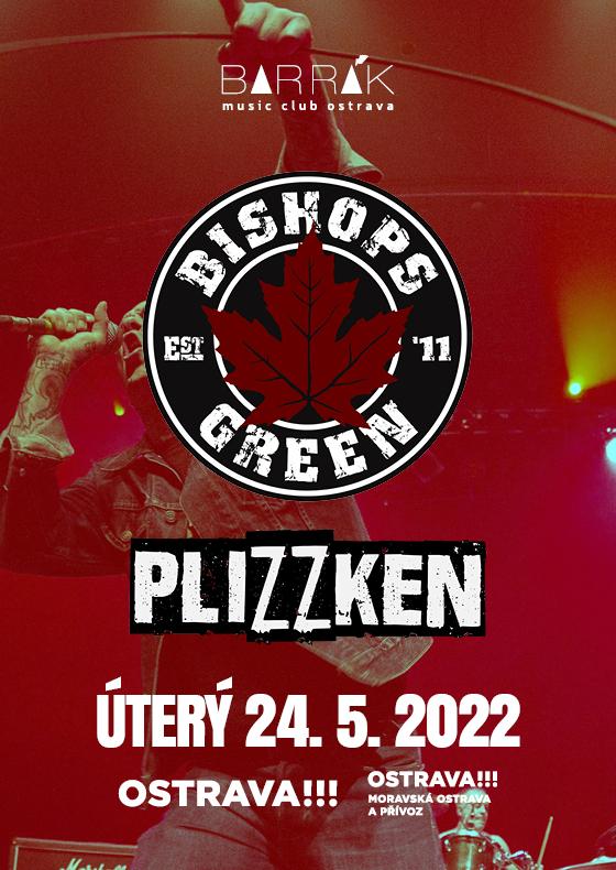 Bishops Green<br>Plizzken