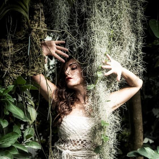 Virginia Delgado: Jardín / Zahrada (ESP,CZ,SK)<br>Den flamenka<br>Día del flamenco 2021