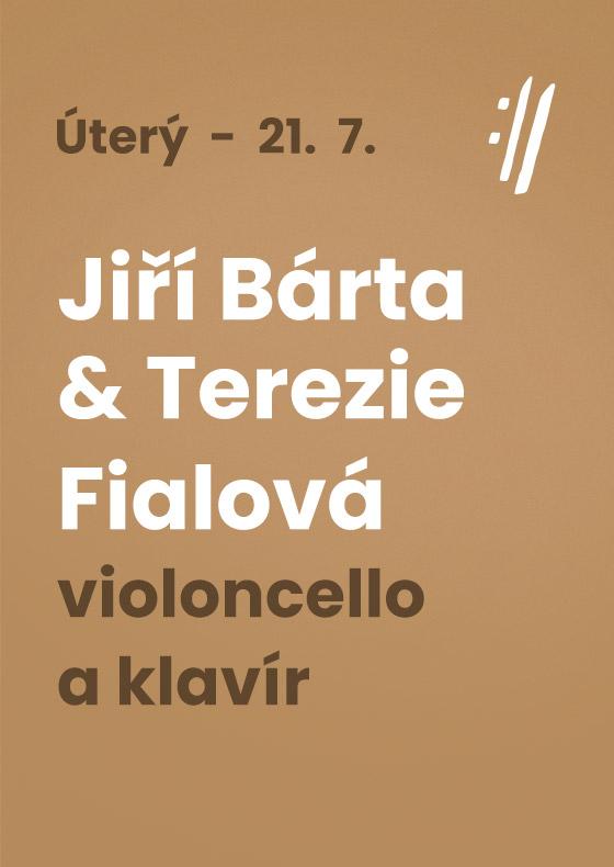 Jiří Bárta, Terezie Fialová