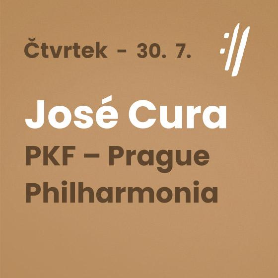 José Cura, Barbora Kubíková<BR>International Music Festival Český Krumlov 2021