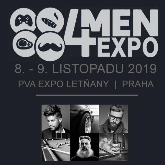4Men Expo<BR>Veletrh pro opravdové muže