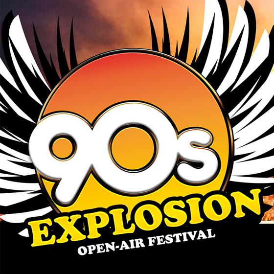 90s Explosion open-air festival Praha 2020<br>Největší 90s festival v ČR!<br>Dj BoBo, Technotronic, La Bouche, Twenty 4 Seven a další...