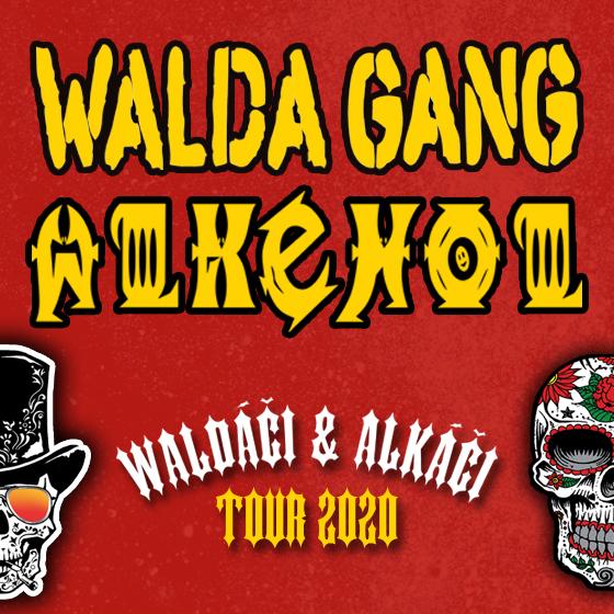 Walda Gang & Alkehol<br>Waldáči & Alkáči jaro 2021