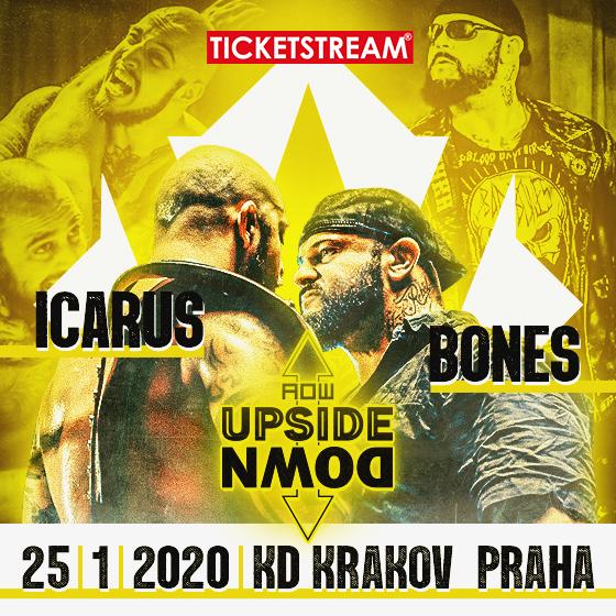 AoW: Upside Down<br>Mezinárodní wrestlingová show