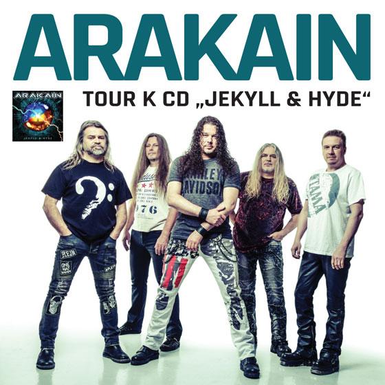 Arakain<BR>K&#345;est nového CD