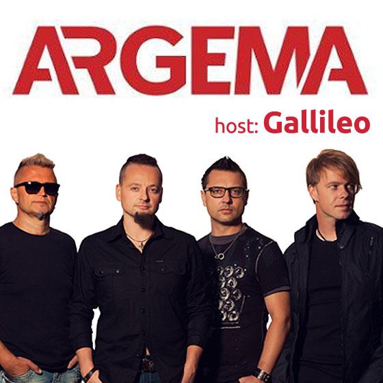 Argema<br>host: Gallileo