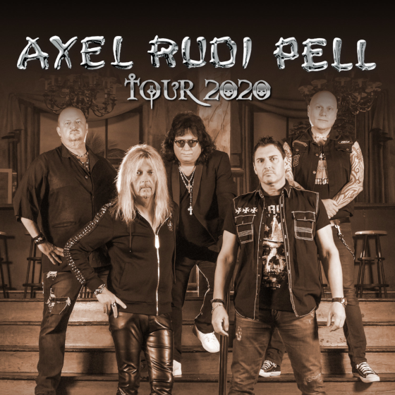 Axel Rudi Pell<br>European Tour 2020