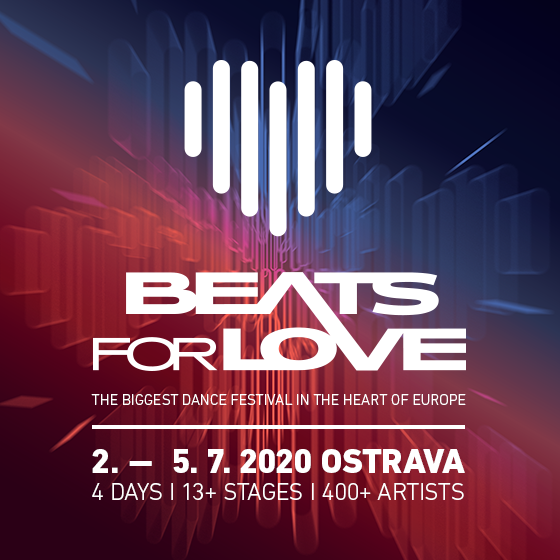 Beats For Love<BR>festivalový parking