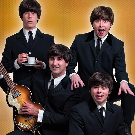 The Backwards<BR>World Beatles Show