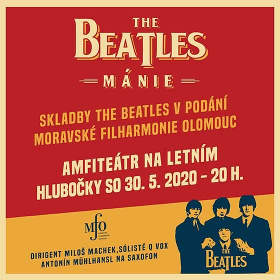 Beatles Mánie<br>Open Air Koncert