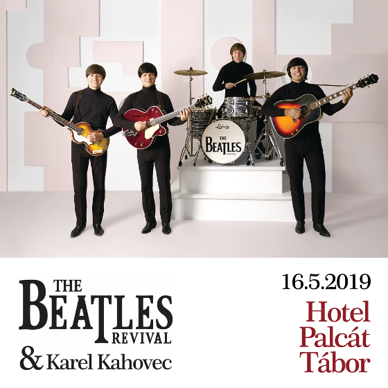 The Beatles Revival<br>Host: Karel Kahovec