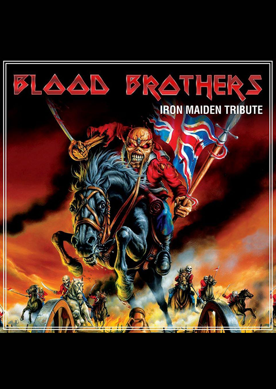 Iron Maiden Tribute - Blood Brothers