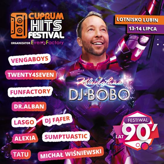 Cuprum Hits Festival vol. 3<BR>Festival of 90's