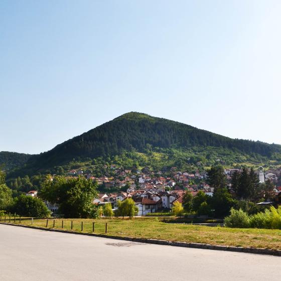 Záhady bosenských pyramid<BR>Beseda Jiřího Voňky