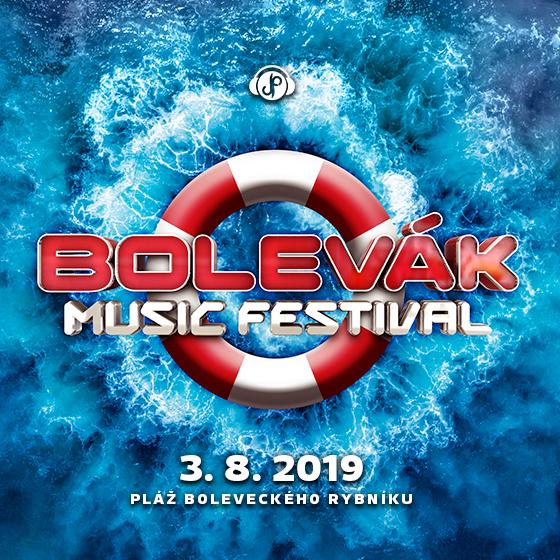 Bolevák Music Festival 2019 <BR>Beach Open - Air