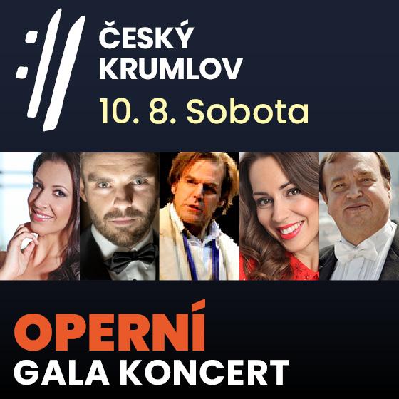The Best Of Opera<BR>International Music Festival Český Krumlov 2019