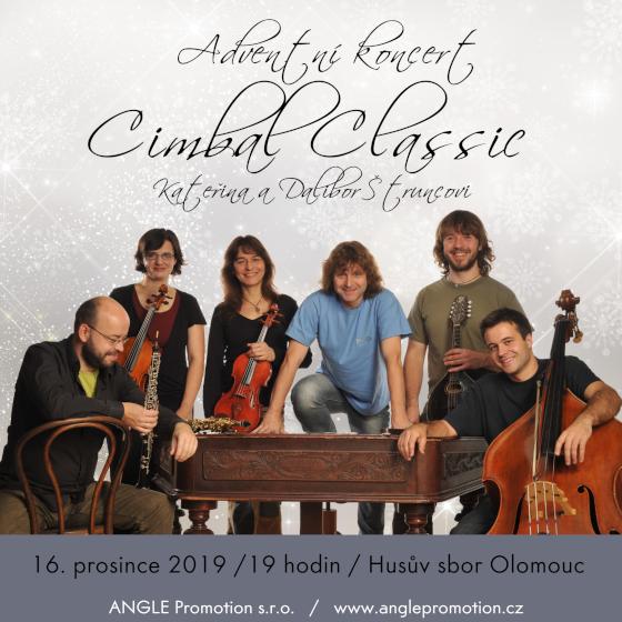 Cimbal Classic<br>Adventní koncert