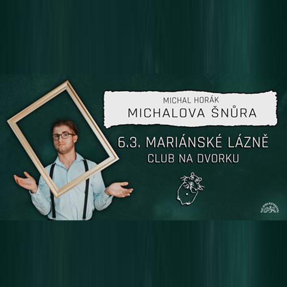 Michal Horák<br>Michalova šňůra