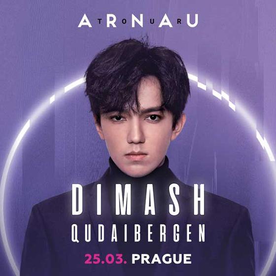 Dimash Qudaibergen<br>Arnau tour