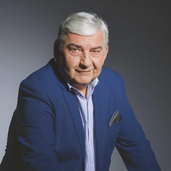 Miroslav Donutil<br>v pořadu Cestou, necestou