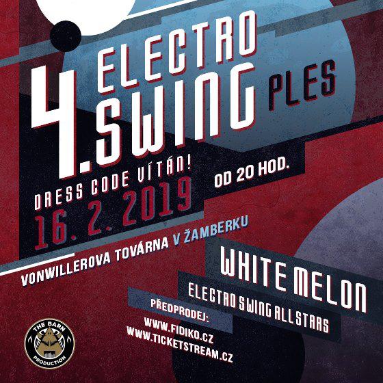 4. Electro Swing Ples