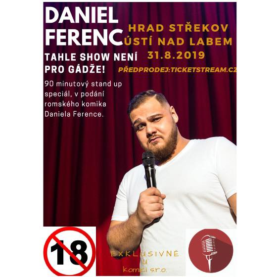 Daniel Ferenc - Stand up
