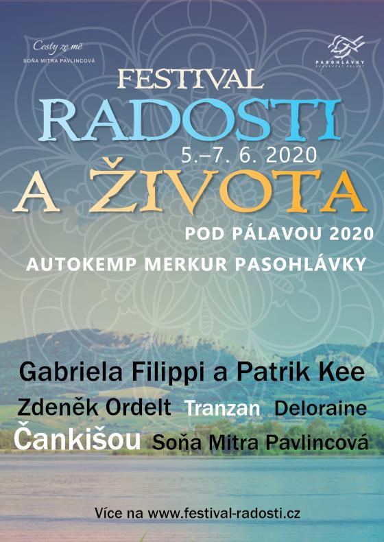 Festival Radosti a Života pod Pálavou